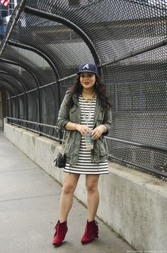 How To Wear Spring 2013 Baseball Cap Trend