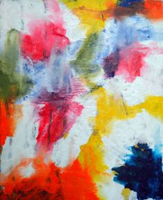 "Saatchi Art Artist Urbano Espinosa; #painting, ""La Espera"" #art #abstract"