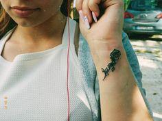"""163 """"Μου αρέσει!"""", 0 σχόλια - 𝕯𝖊𝖊𝖗𝖆𝖕𝖍 𝕿𝖆𝖙𝖙𝖔𝖔 (@deeraph) στο Instagram: """"#tattoo_day  #ink #tattoo #rose #infinity"""" I Tattoo, Instagram, Jewelry, Fashion, Moda, Jewlery, Jewerly, Fashion Styles, Schmuck"""
