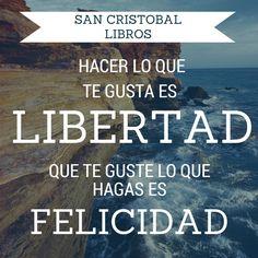 Vivir es Aprender... Aprender es Leer... Leer es Crecer... #Vive #Lee #Sueña #Crece  San Cristóbal Libros Te Desea #FelizJueves