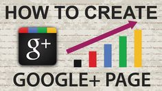 Create Google Plus Page (2014)  #google #googleplus #youtube #video #tutorial #googlebusinesspage #google+
