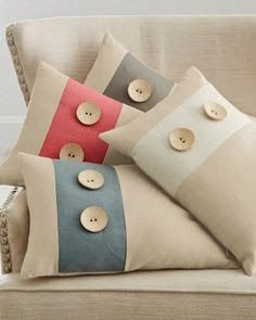6 Good-Looking Cool Tips: Decorative Pillows For Teens Curtains decorative pillows for teens curtains.Decorative Pillows With Words Duvet Covers decorative pillows colorful.Sewing Decorative Pillows How To Make. Sewing Pillows, Diy Pillows, Couch Pillows, Decorative Pillows, Throw Pillows, Sofa Chair, Pillow Ideas, Accent Pillows, Upholstery Trim