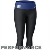 Nike New York Giants Women's Dri-FIT Legend Performance Capri Pants