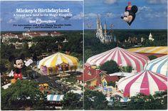 Birthdayland Magic Kingdom