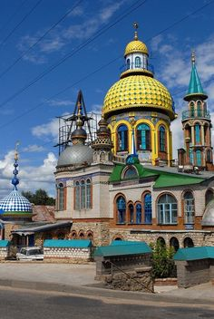 http://www.atlasobscura.com/places/temple-of-all-religions?utm_source=Atlas Obscura