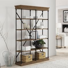 Buying Very Cheap Office Furniture Correctly Classic Furniture, Unique Furniture, Office Furniture, Etagere Bookcase, Bookcase Shelves, Bookcases, Shelving, Bookshelf Ideas, Display Shelves