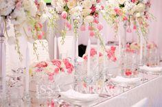 Decoratiuni nunta sfesnice lumanari  aranjamente florale IssaEvents 2017