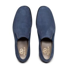 by Aldo Bruè. Casual, Blu Navy with grey sole. Your Shoes, Men's Shoes, Dress Shoes, Aldo, Loafers Men, Your Style, Oxford Shoes, Slippers, Navy