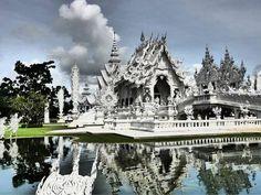 White Temple - Chiang Rai, Thailand
