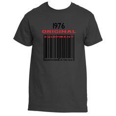 1976 Barcode Ultra Cotton® T shirt designs | Underground Statements