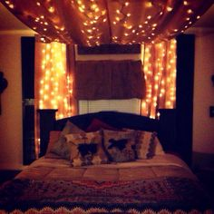 Under the stars for your perfect night