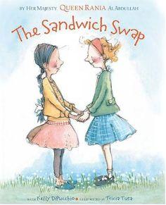 Lesson Plans-The sandwich Swap