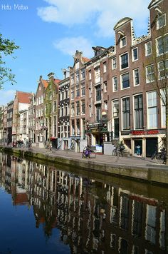 Amsterdam, Netherlands I've been before! So gorgeous