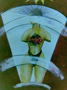 Grafica y Dibujo: Musa : Muse : Corazón de cine : Herz-Film