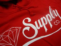 Red Shirt - Diamond Supply Co - http://1sthdwallpapers.com/red-shirt-diamond-supply-co-hd-wallpapers/