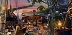 "You can play ""The Wandering Galleon"" http://www.hidden4fun.com/hidden-object-games/3480/The-Wandering-Galleon.html"