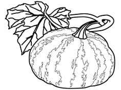 Resultado de imagen para frutas y verduras para colorear