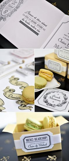 CUTandPASTE: Creativity | Suite | #14 - adorabili i pacchettini di macarons