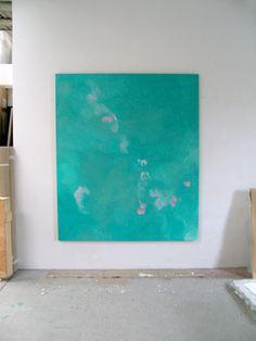 Ulrich Wellmann Ölfarbe