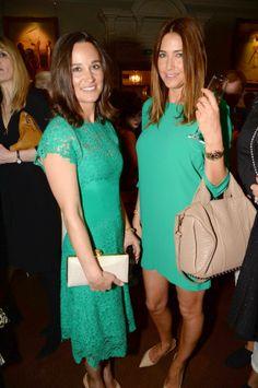 Such fun green looks!! #MallyTrends