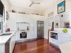 if nothing can move kitchen layout