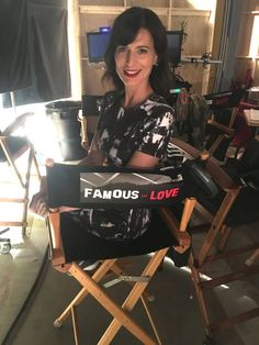 Hey there, beautiful! Meet Nina Devon played by Perrey Reeves.  | Famous in Love