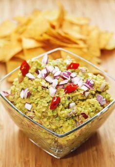 mexické guacamole Guacamole, Salsa, Mexican, Ethnic Recipes, Fitness, Party, Parties, Salsa Music, Mexicans