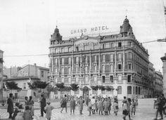 Memorias del Viejo Pamplona: Plazas y calles de ayer y hoy: La plaza de San Francisco (1905-2005)