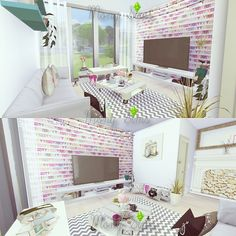 Give me Inspiration Living at Mony Sims via Sims 4 Updates