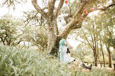 Top secret - Hatsune Miku cosplay  Photo taken by Ophelia Chan(雪嵐)