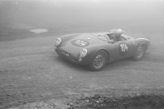 Porsche 550 in action Porsche 550, Porsche Sports Car, Sports Car Racing, Porsche Cars, Auto Racing, Road Race Car, Race Cars, My Dream Car, Dream Cars