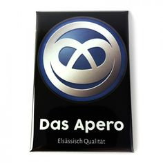 Magnet Das Apéro - Alsacien