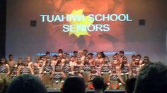 Tuahiwi School Kapa Haka 2013