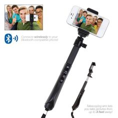 Win a Satechi Bluetooth Smart Selfie Extension Arm ($40 value!)