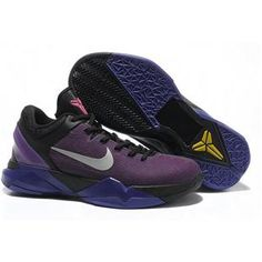 2811f1ad3b1b Nike Zoom Kobe 7 Invisibility Cloak Purple Grey Sport Lebron James