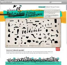 webbased app - KCO Veldtocht-project