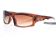 Oakley Hijinx Sunglasses Deep Brown Frame Tawny Lens B554
