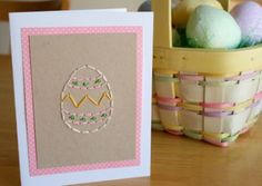 Easter Greeting Cards: Free, Unique Ideas to Make
