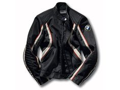 BMW Motorcycles Ladies' Club 2 Jacket... OOOH I Need this to ride my Bike.