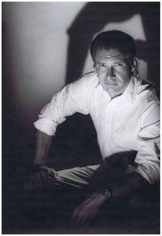 Harrison Ford by George Hurrell   FilmmakerIQ.com
