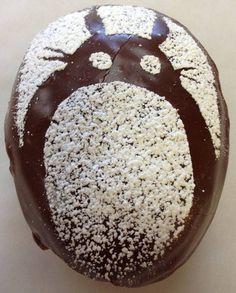 Totoro doughnut