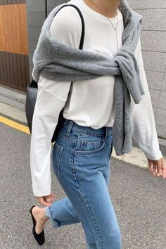 beautiful autumn and winter outfits - The most beautiful outfits for your autumn look and winter look. Mode Outfits, Winter Outfits, Casual Outfits, Fashion Outfits, Womens Fashion, Fashion Tips, Fashion Beauty, Casual Ootd, Teen Outfits