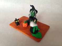 Miniature Witches Brew by EmilyTomasik on Etsy