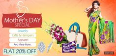 Find unique #MothersDay  #Gifts  at   @ShopClues