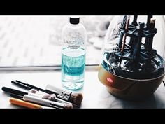 Makeup Brush Cleaner Machine Please Watch This Before You Buy It! - YouTube