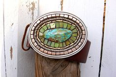 mosaic buckle