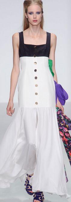 London Fashion Week Spring 2014 - PPQ