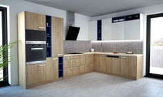Kuchyne, kuchynské linky na mieru, moderna kuchyna Divider, Kitchen Cabinets, Room, Furniture, Home Decor, Kitchen Cupboards, Homemade Home Decor, Rooms, Home Furnishings