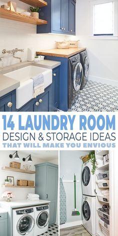 660 Laundry Room Ideas Organization