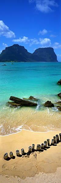 Lord Howe Island  NSW  Australia